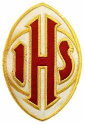 Imagen para la categoria Escudos bordados
