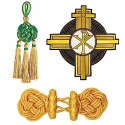 Imagen para la categoria Borlas Emblemas Alamares
