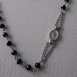 Picture for category Silver Rosary Necklaces