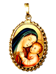 Picture for category Madonna with Child