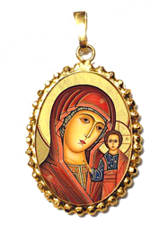Picture for category Our Lady of Kazan