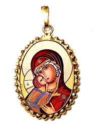 Picture for category Theotokos of Vladimir