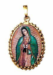 Picture for category Our Lady of Guadalupe