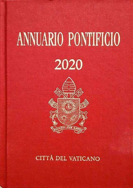 Imagen de Anuario Pontificio 2020  (en Italiano Annuario Pontificio 2020)
