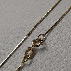 Picture for category Gold Chain Necklaces