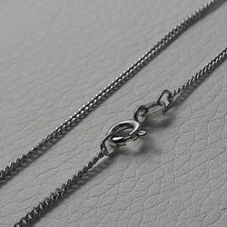 Picture for category Silver Chain Necklaces