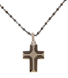 Picture for category Silver Cross Necklaces