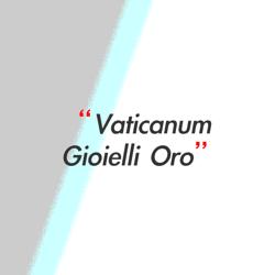 Immagine per il produttore Vaticanum Gioielli in Oro