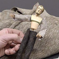 Imagen para la categoria Homobono Belén para vestir cm 10 (3,9 inch)