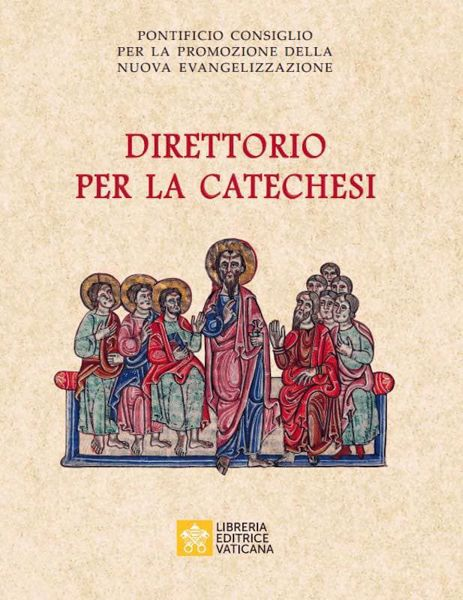Picture of Direttorio per la catechesi Pontificio Consiglio per la Promozione della Nuova Evangelizzazione