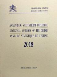 Immagine di Annuarium Statisticum Ecclesiae 2018 / Statistical Yearbook of the Church 2018 / Annuaire Statistique de l' Eglise 2018