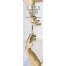 Imagen de Calendario segnalibro 2021 Cappella Sistina cm 6x20