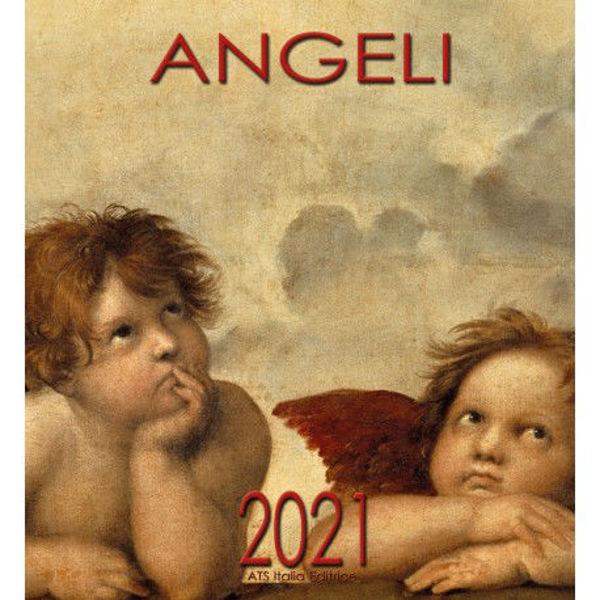 Calendario 2021 Degli Angeli Calendario da muro 2021 Angeli cm 32x34 (1) | Vaticanum.com