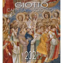 Picture of Giotto Chapelle des Scrovegni de Padoue Calendrier mural 2021 cm 32x34