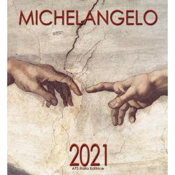 Picture of Calendario da muro 2021 Michelangelo cm 32x34