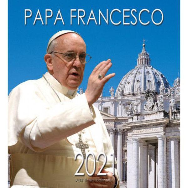 Imagen de Papst Franziskus Basilika St. Peter Wand-kalender 2021 cm 32x34