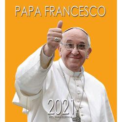 Imagen de Papst Franziskus (1) Wand-kalender 2021 cm 32x34