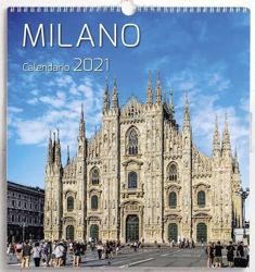 Imagen de Calendario da muro 2021 Milano cm 31x33