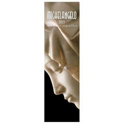 Imagen de Calendario segnalibro 2021 Michelangelo cm 6x20