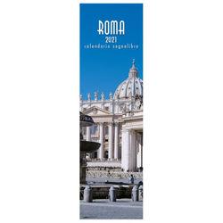 Imagen de Calendario segnalibro 2021 Roma San Pietro cm 6x20