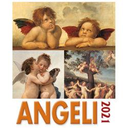 Immagine di Calendario da tavolo e da muro 2021 Angeli cm 16x17 (1)