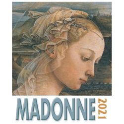Picture of Calendario da tavolo e da muro 2021 Madonne cm 16x17
