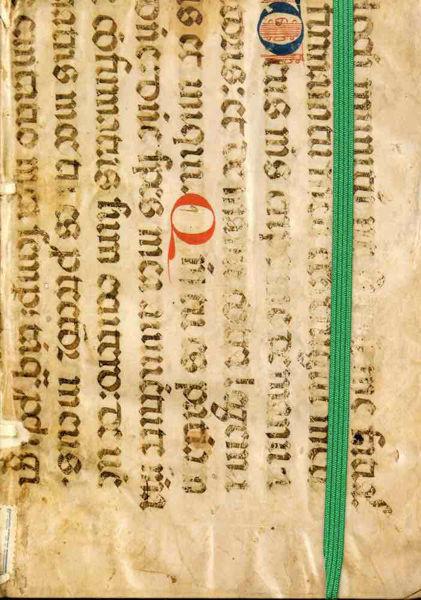 Imagen de Cuaderno con Páginas Rayadas de la Biblioteca Apostólica Vaticana