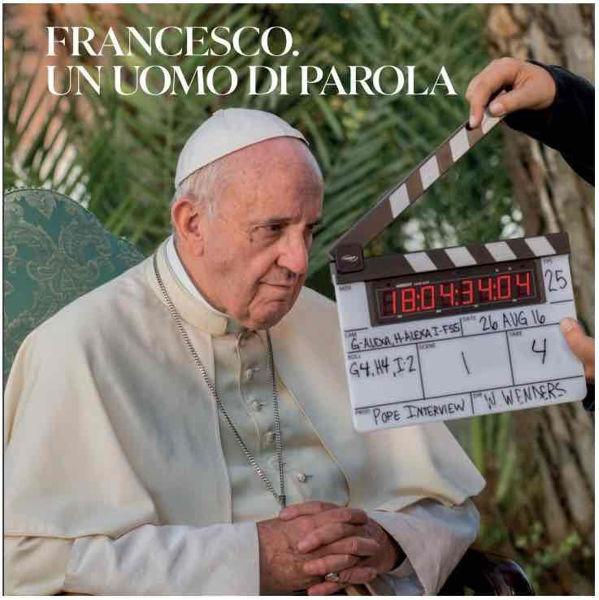 Picture of Papa Francesco. Uomo di Parola Wim Wenders
