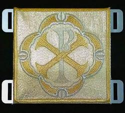 Picture of Cope Morse Razionale Steel Two-tone Gold Sablé Embroidery