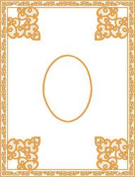 Imagen de PERSONALIZADO Estandarte Procesional cm 70x92 (27,5x36,2 inch) Bordado Oro Satén