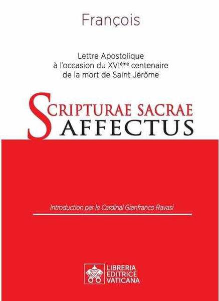 Imagen de Scripturae Sacrae Affectus Lettre apostolique à l'occasion du XVIème centenaire de la mort de saint Jerôme Pape François