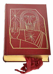 Immagine di Nuovo Messale Romano Taglio Oro con Orazionale. Nuova edizione 2020 Ristampa CEI Conferenza episcopale italiana