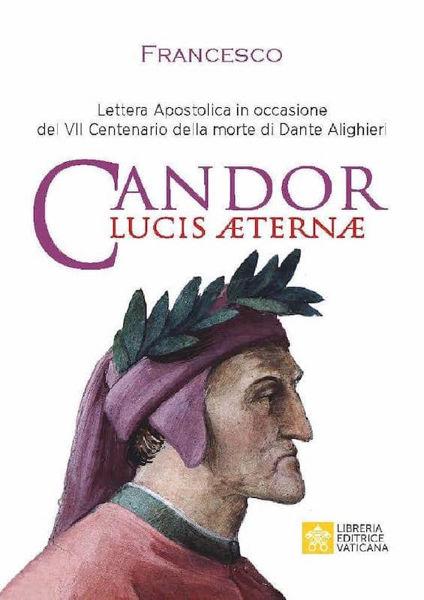 Immagine di Candor Lucis Aeternae Lettera Apostolica in occasione del VII Centenario della morte di Dante Alighieri Papa Francesco