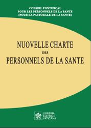 Picture of Nouvelle Charte des Personnels de la Santé Conseil Pontifical pour les Personnels de la Santé