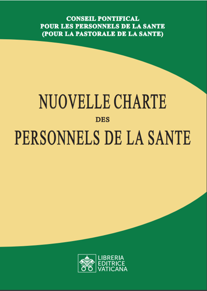 Immagine di Nouvelle Charte des Personnels de la Santé Conseil Pontifical pour les Personnels de la Santé