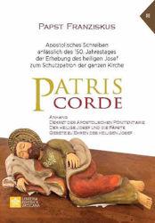 Picture of Patris corde Apostolisches Schreiben anlässlich des 150. Jahrestages der Erhebung des heiligen Josef zum Schutzpatron der ganzen Kirche Papst Franziskus Giuseppe Merola