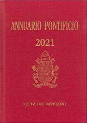 Imagen de Anuario Pontificio 2021  (en Italiano Annuario Pontificio 2021)