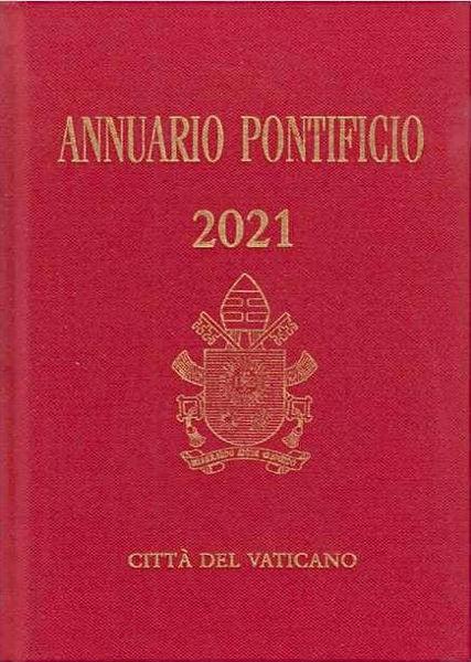 Immagine di Annuario Pontificio 2021