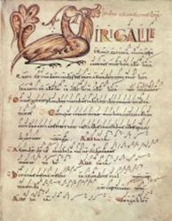 Picture of Das gregorianische Alleluia der Heiligen Messe Ferdinand Haberl