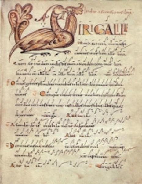 Immagine di Das gregorianische Alleluia der Heiligen Messe Ferdinand Haberl