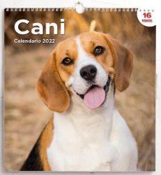 Picture of Calendario da muro 2022 Cani cm 31x33