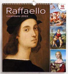 Picture of Raphael (Raffaello Sanzio) 2022 wall Calendar cm 31x33 (12,2x13 in)