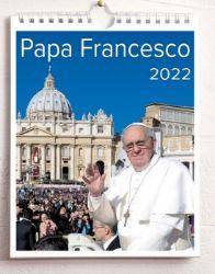 Immagine di Calendario da tavolo e da muro 2022 Papa Francesco cm 16,5x21