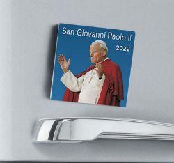 Picture of Calendario magnetico 2022 San Giovanni Paolo II cm 8x8