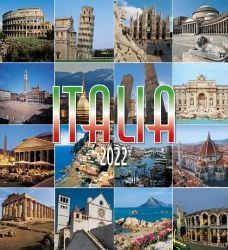 Picture of Calendario da muro 2022 Italia cm 32x34