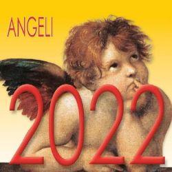 Picture of Calendario da tavolo 2022 Angeli cm 8x8