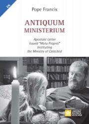 Picture of Antiquum Ministerium Apostolic Letter Issued motu proprio Instituting the Ministry of Catechist  Pope Francis