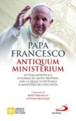 Picture of Antiquum Ministerium Lettera apostolica per l'istituzione del ministero del catechista Papa Francesco